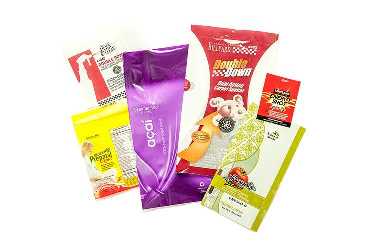 AFM Shrink Sleeve Labels provide 360 degree colorful graphics that make your product stand out