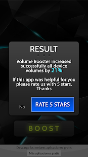 Volume Booster screenshot 4