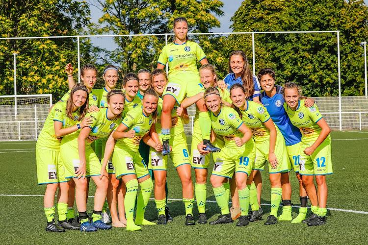 Nouveau règlement : deux équipes de La Gantoise ne pourront plus jouer