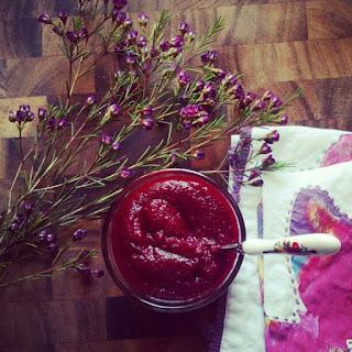 Beets & Blueberry Mash.