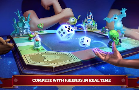 Disney Magical Dice : The Enchanted Board Game