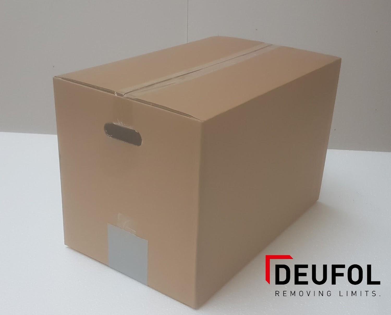 Kartonnen verhuisdoos met handvaten