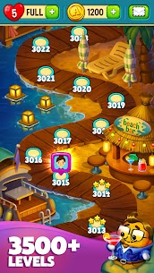 Toy Blast 7408 MOD APK (Unlimited Money) 4