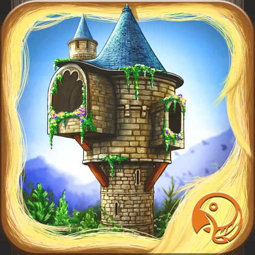 Find Rapunzel! Princess Tower Escape