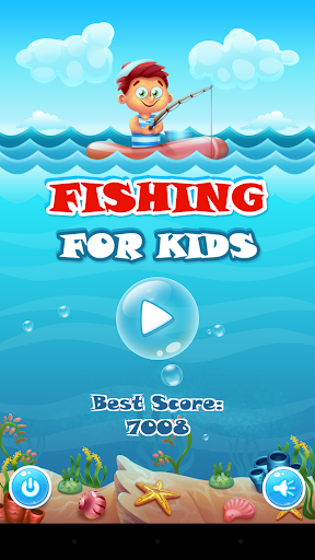 Fishing for Kids Catch fish