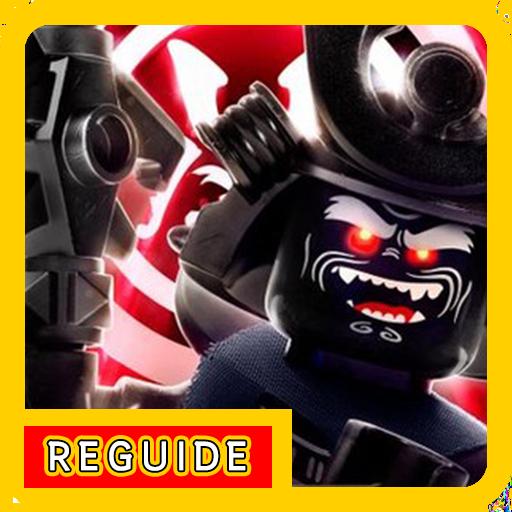REGUIDE LEGO Ninjago Movie