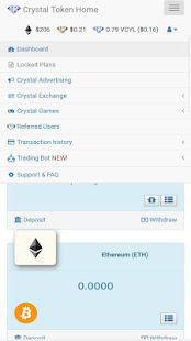 Download Crystal Token Mobile For PC Windows and Mac apk screenshot 4