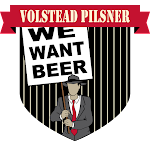 Button Volstead Pilsner