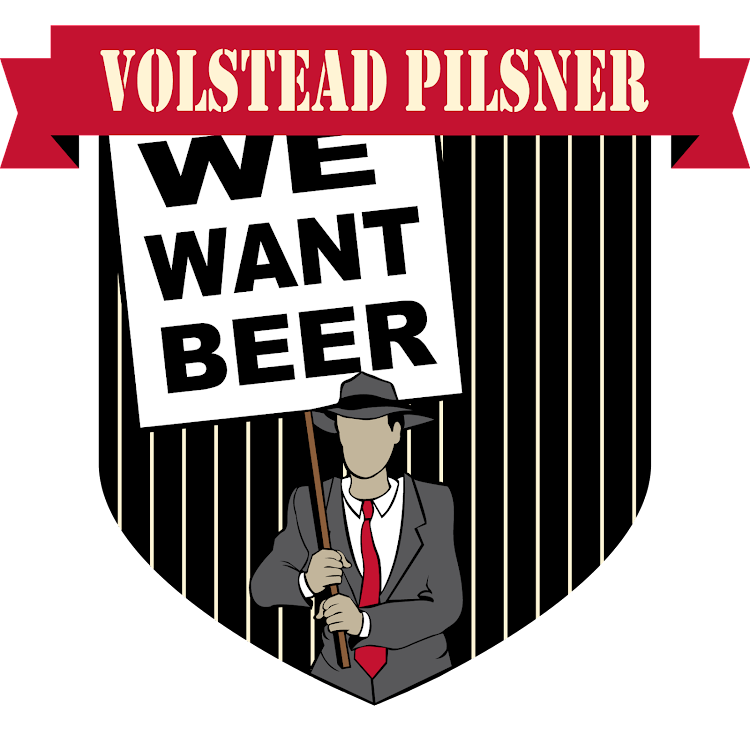 Logo of Button Volstead Pilsner