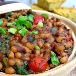 Fresh Black Eyed Peas Vegetarian Recipes.