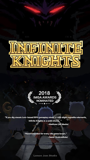 Infinite Knights - Turn-Based RPG 1.0.30 screenshots 1