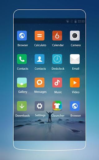 Theme for Redmi Note 3 HD  screenshots 2