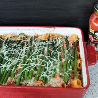 Italian-Inspired Meals ~ Baked Ziti with Seasonal Inspired Vegetables Recipe