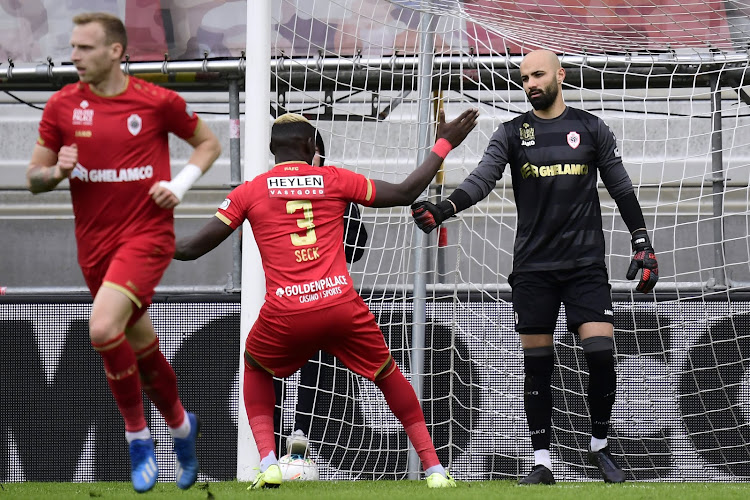 """L'Antwerp a souffert contre Charleroi: """"Satisfaits avec le partage!"""""""