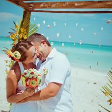Huwelijksfotograaf Ulyana Rudich (UlianaRudich). Foto van 08.01.2013