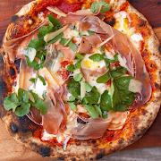 Thin Crust Italian Pizza