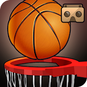 VR Basketball Shot