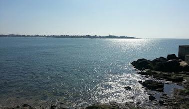 Photo: La baie de Concarneau