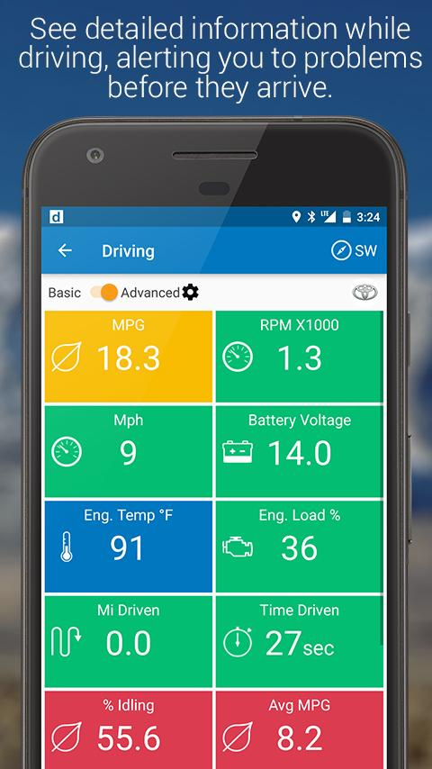 Dash - Drive Smart- screenshot