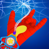 Make & Play Superhero Hand Android APK Download Free By Little Snail