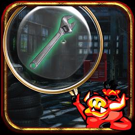 Hidden Object Games New Free Dangerous Mechanic