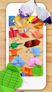 Kids Origami 14- screenshot thumbnail