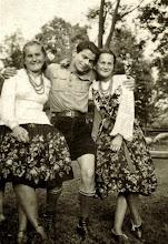 Photo: 1949 r. pierwsza z prawej Helena Bukowska