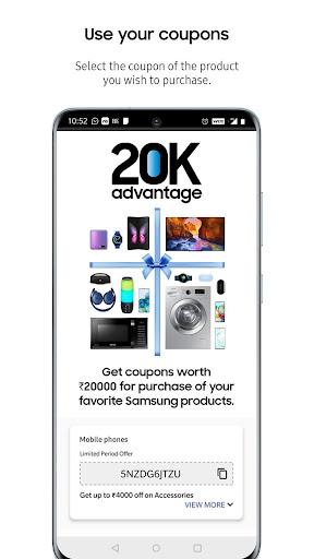 Samsung Shop screenshots 4