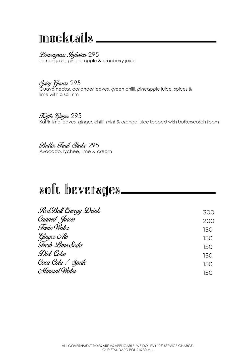 Rocky Star Cafe & Bar menu 12