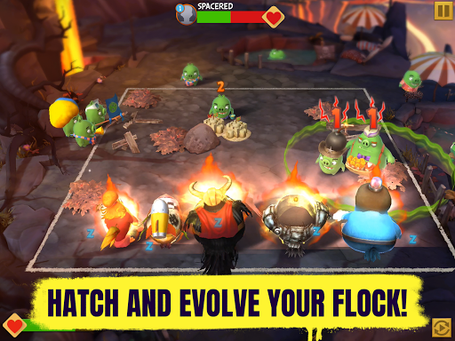 Angry Birds Evolution screenshot 7