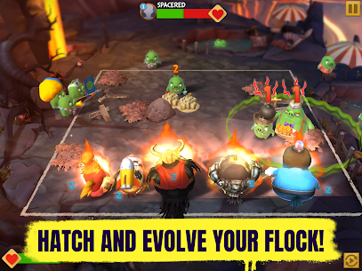 Angry Birds Evolution Mod Apk 7