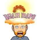 Brain Maps - puzzles, riddle, can you solve it?