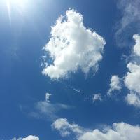 """""""Nuvole che straziano il sereno"""" di"""