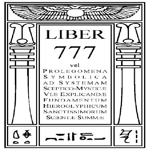 Liber 777 書籍 App LOGO-APP開箱王