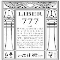 Liber 777 icon