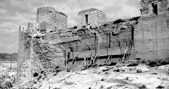 La muralla de Jayrán, en mi corazón