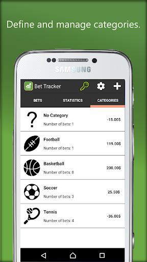 Bet Tracker  screenshots 6