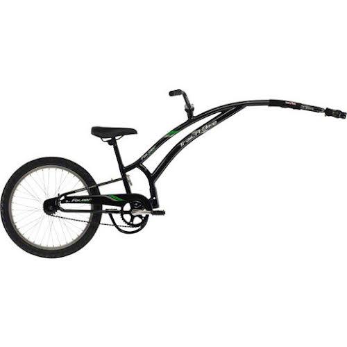 Adams Trail A-Bike Compact Folder Child Trailer