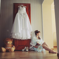 Wedding photographer Boris Matveev (Borislav). Photo of 31.10.2013