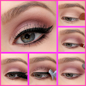 Eyes Makeup Tutorials Step By Step icon