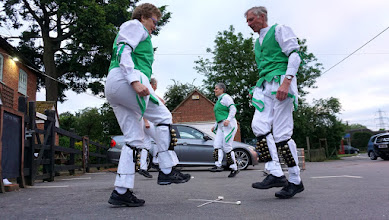 Photo: DEORFRITH DANCE 'BACCA  PIPES'