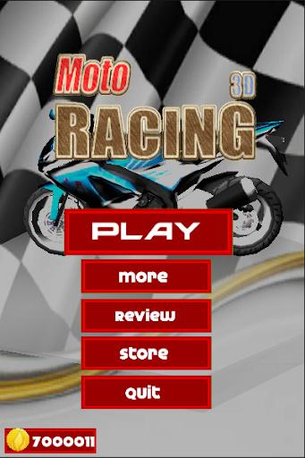 Moto Racing 3D 2016