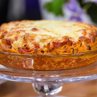 Spaghetti Pie.