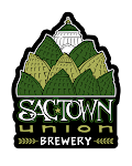 Logo for Sactown Union Brewery