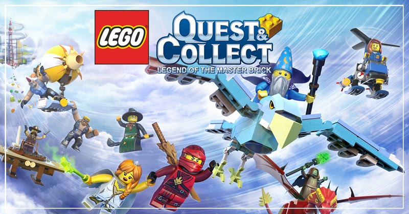 [Lego Quest And Collect] เปิดลงทะเบียนล่วงหน้า เตรียมเล่นพร้อมกันทั่วโลก!