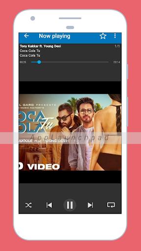Mx Music Player Pro- Enjoy unlimted music for free 1.0.61 screenshots 1