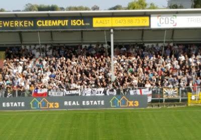 Traditieclub Aalst blijft maar zoeken naar nieuwe coach, nu vangen ze opnieuw bot bij Gent
