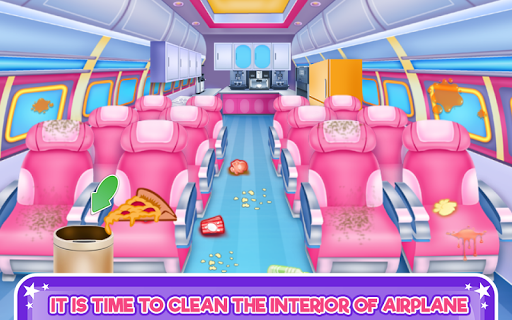 Dirty Airplane Cleanup 1.0.1 screenshots 3