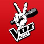 La Voz Kids Tablet Icon