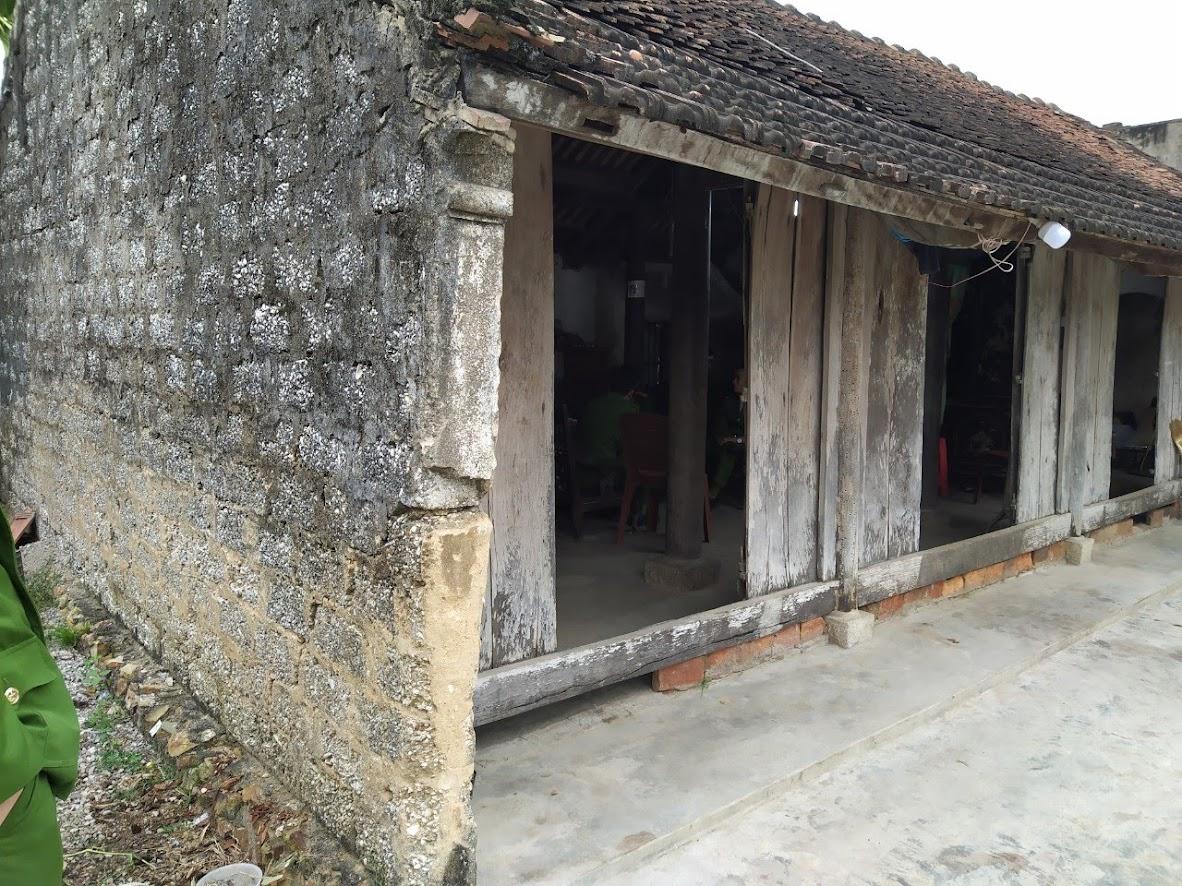 Căn nhà của chị Hương